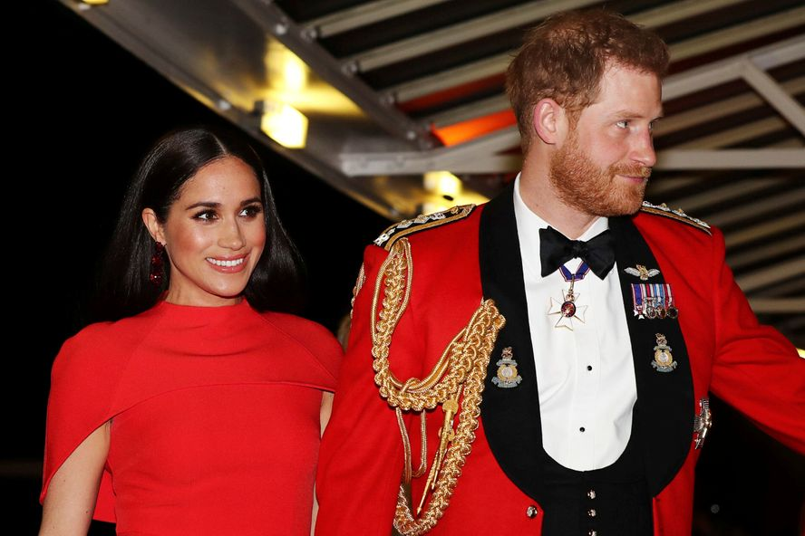 Prince Harry And Meghan Markle's Daughter, Lilibet Diana, Officially Added To Royal Line Of Succession