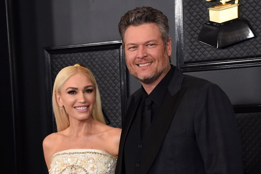 Blake Shelton And Gwen Stefani Are Married