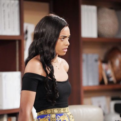Kiara Barnes Weighs In On Her Divisive B&B Exit