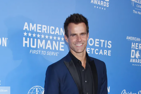 Will Cameron Mathison Be The New Drew Cain On General Hospital?