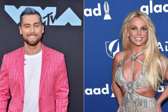 """Lance Bass Shares That He's Been """"Kept Away"""" From Britney Spears For Years"""
