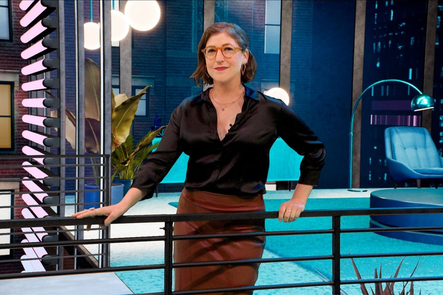 Mayim Bialik To Temporarily Host Jeopardy! After Mike Richards Exits Amid Backlash