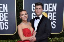 Scarlett Johansson And Husband Colin Jost Welcome First Baby Together