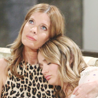 Co-Star Michelle Stafford Confirms Hunter King's Departure From Y&R
