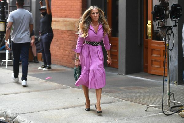 HBO Max Released First Clips From SATC Revival At The 2021 Emmys