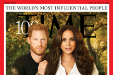 Meghan Markle And Prince Harry Make TIME100 List And Cover