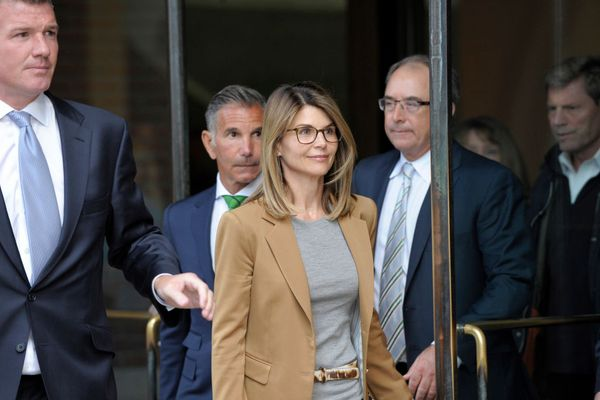 Lori Loughlin Paid College Tuitions for Two Students After Admissions Scandal