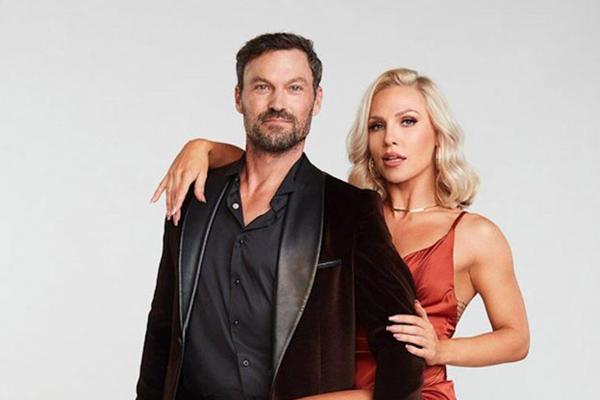 DWTS: Sharna Burgess And Brian Austin Green Clarify Why They Skipped Their Elimination Interviews