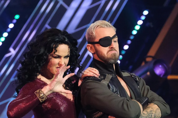 Dancing With The Stars' Disney Week Ended With A Double Elimination