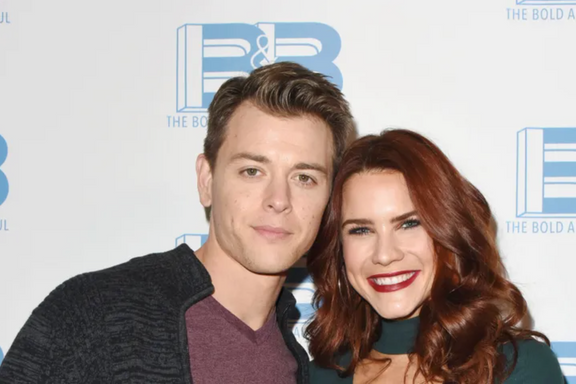 Y&R's Courtney Hope And GH's Chad Duell Got Married